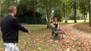 partie de sexe filmée à  Amiens avec une masseuse