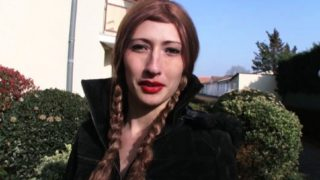 baiser par le cul une hôtesse de l'air de Bordeaux