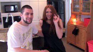 jeune couple amateur de 19 ans