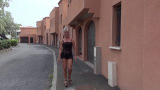 video d'une cougar française surper chaude