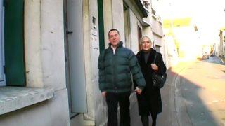 le premier film porno d'un couple amateur vivvant en banlieue parisienne