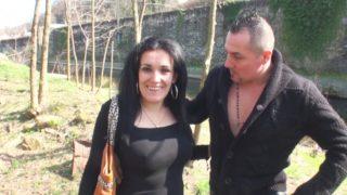 baiser avec une vraie cochonne de Sisteron (04)