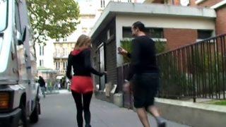 draguer une super femme faisant son footing