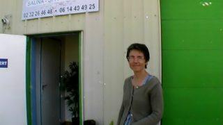 une maman teste un sauna libertin près d'Evreux