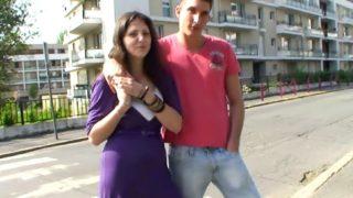 premier trio pour un jeune couple français